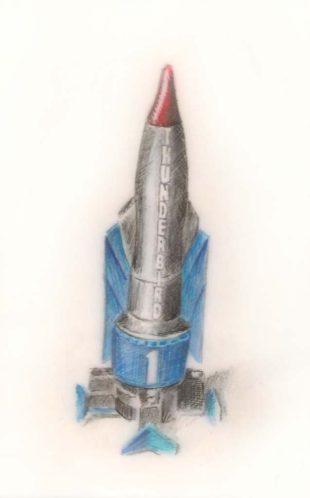 ps thunderbirds rocket