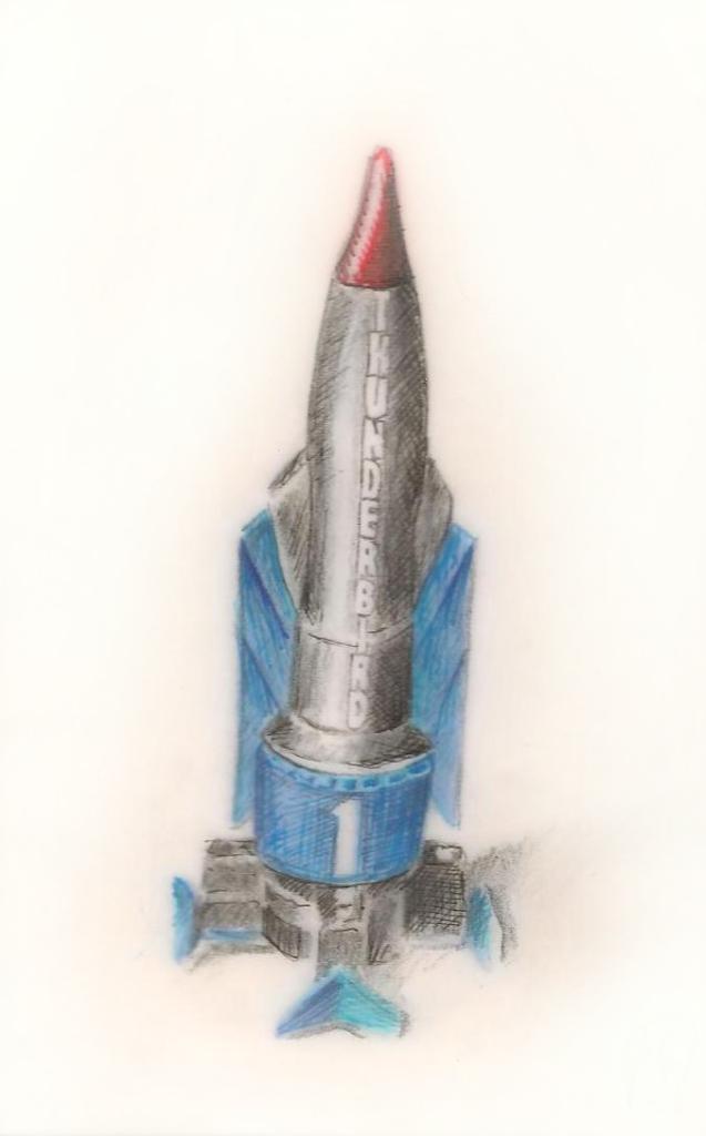 ps thunderbirds rocket